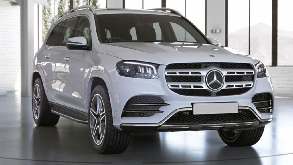 Новый Mercedes-Benz GLS-Class 2020 0952632041