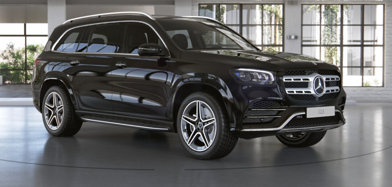 Новый Mercedes-Benz GLS-Class 2020 0952640639