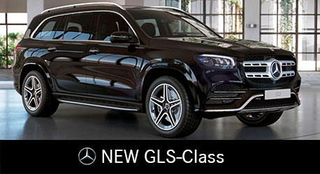Новий Mercedes-Benz GLS-Class 2019 0952632043
