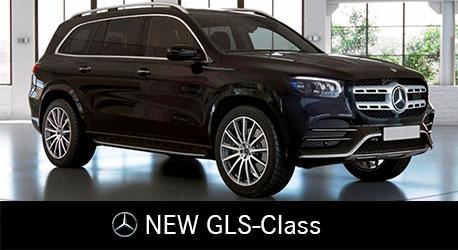 Новий Mercedes-Benz GLS-Class 2019 0952632048