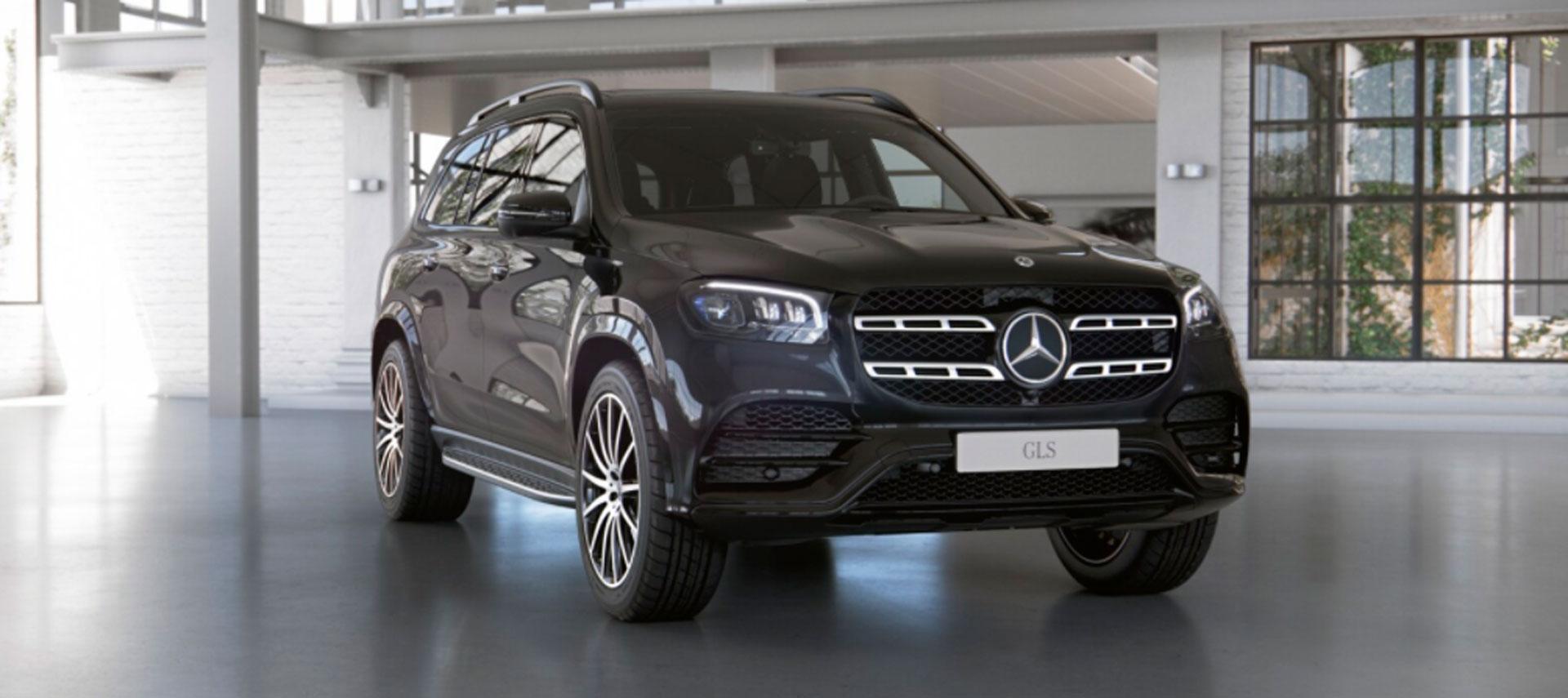 Mercedes-Benz GLS-Class 152600055