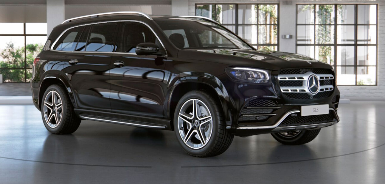 Новый Mercedes-Benz GLS-Class 52601041