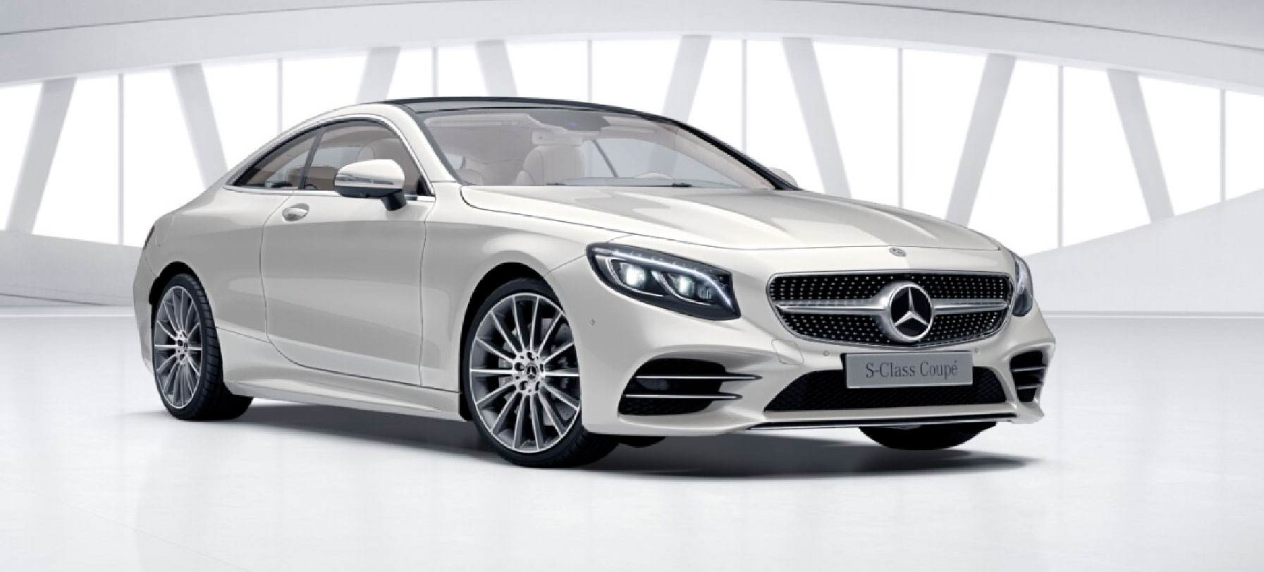 Mercedes-Benz S-Class Coupe 0052600079