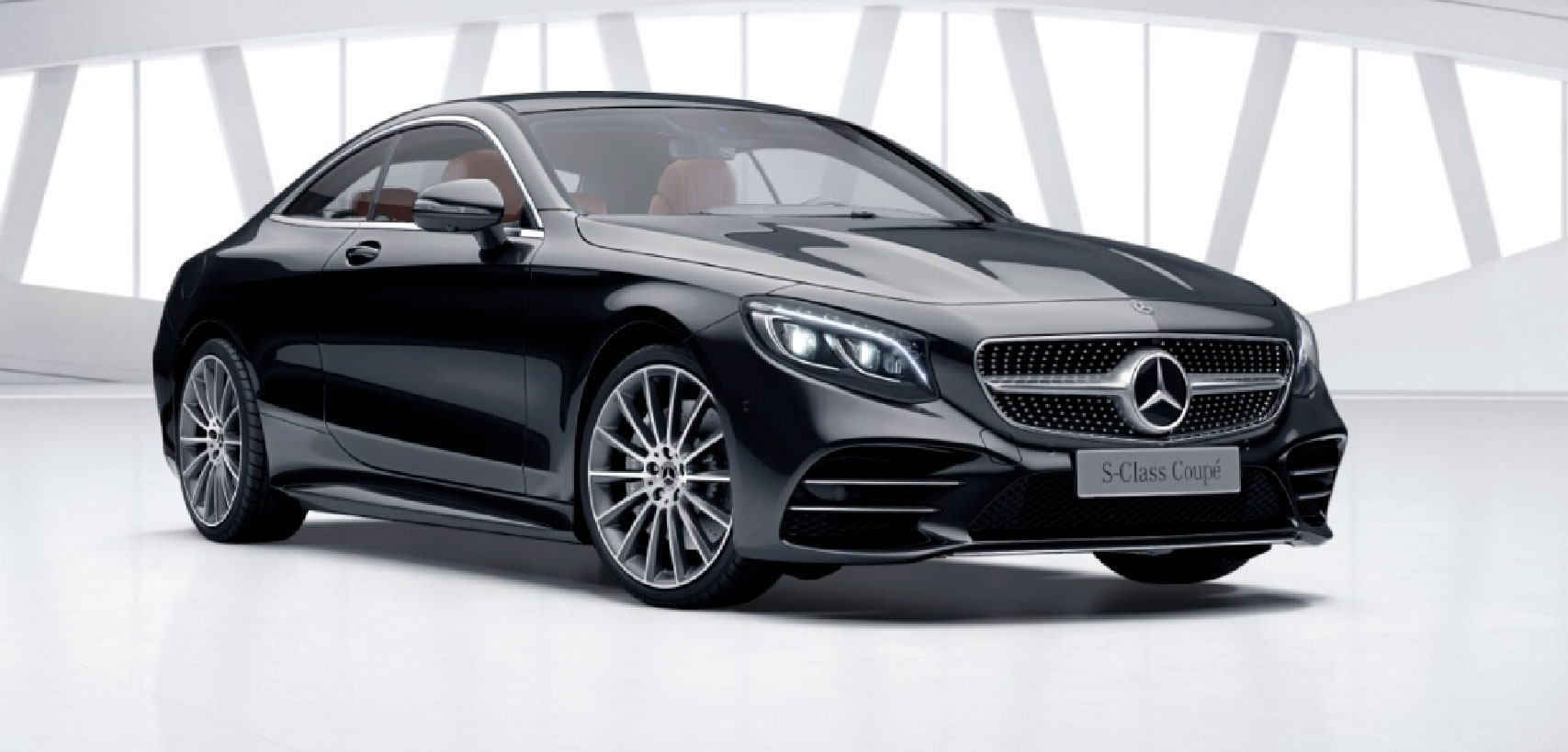 Mercedes-Benz S-Class Coupe 0952620034