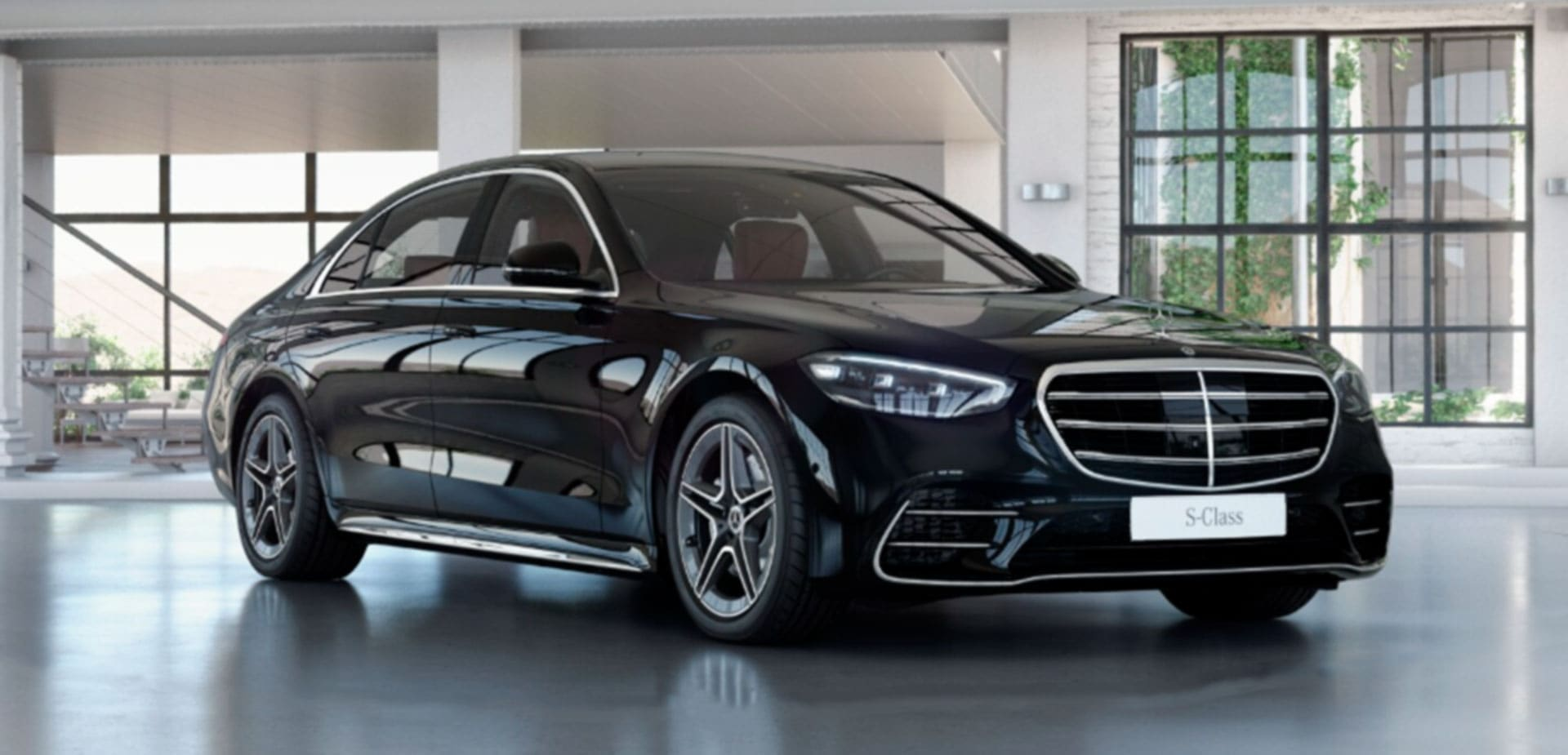 Mercedes-Benz S-Class Limousine 0052600195