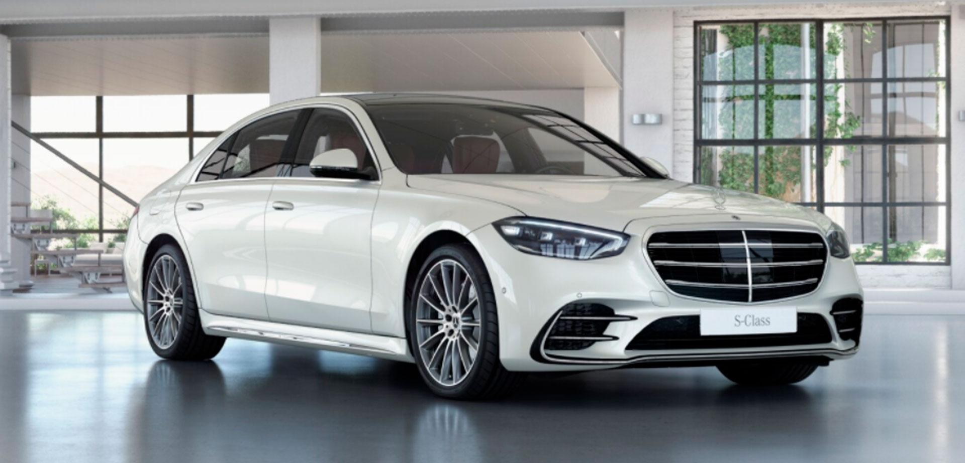 Mercedes-Benz S-Class Limousine 0052600338