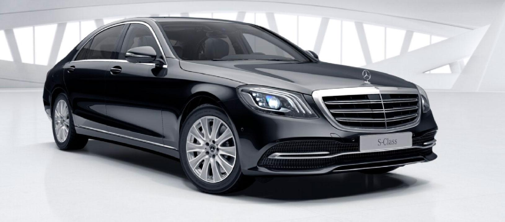 Mercedes-Benz S-Class Limousine 0052601008
