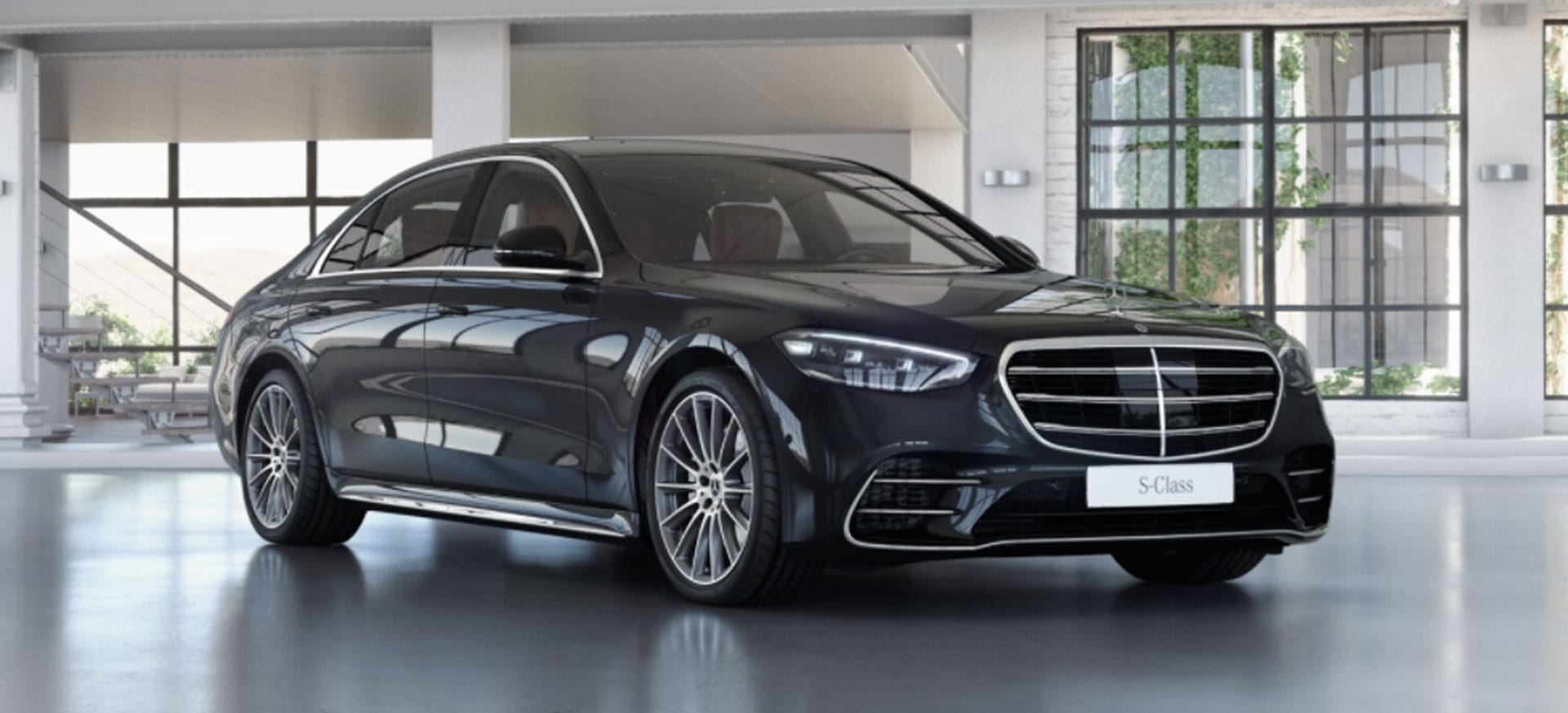 Mercedes-Benz S-Class Limousine 0152600320