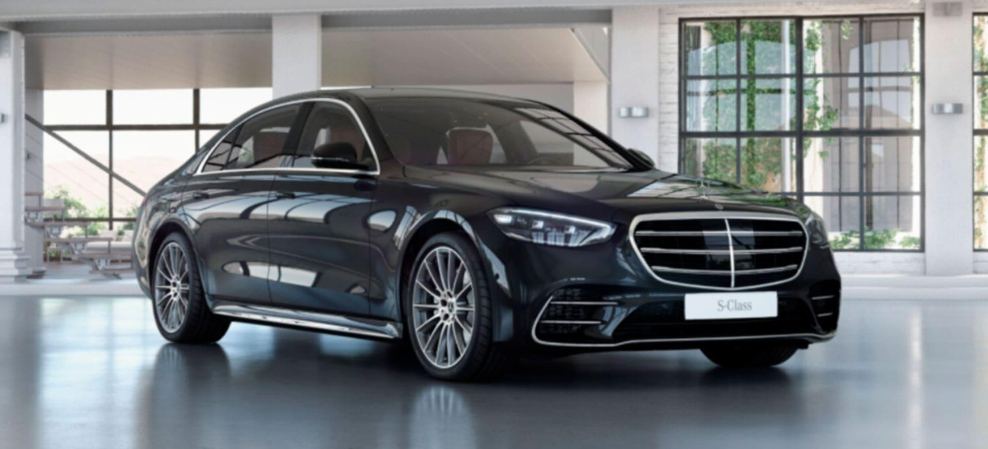 Mercedes-Benz S-Class Limousine 0152600351