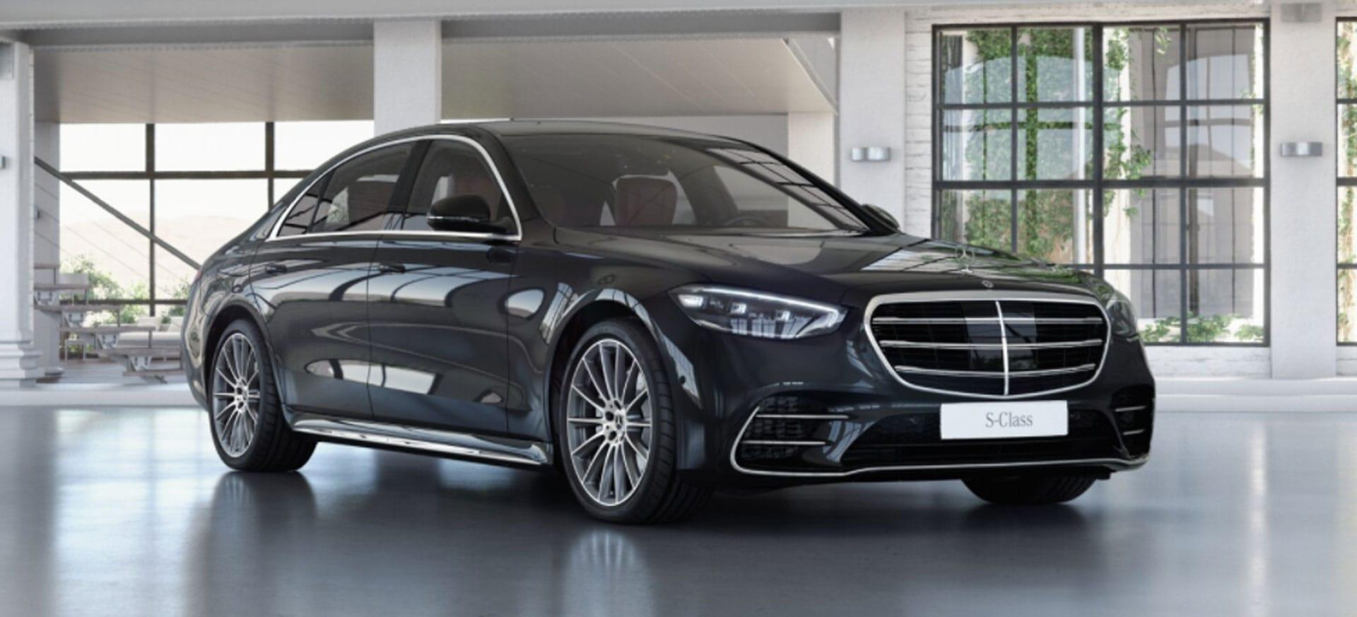 Mercedes-Benz S-Class Limousine 0152600354