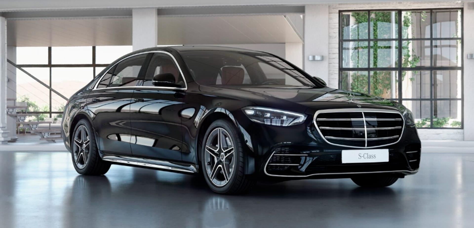 Mercedes-Benz S-Class Limousine 0152600488
