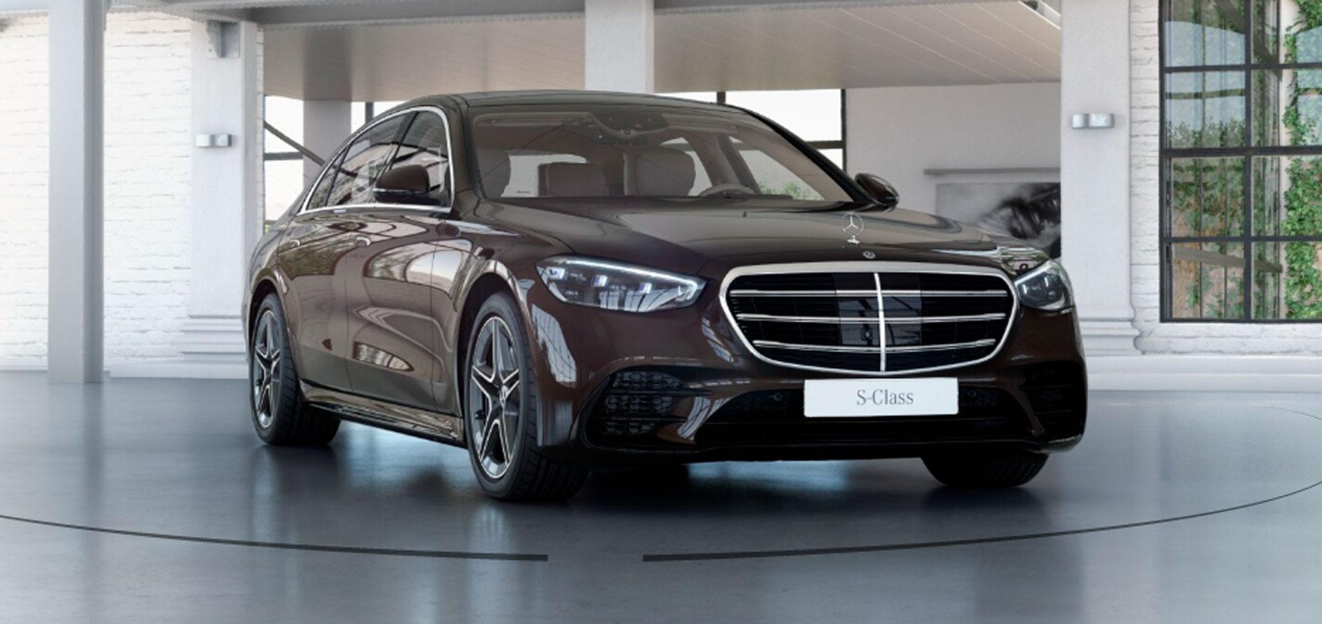 Mercedes-Benz S-Class Limousine 0152601214