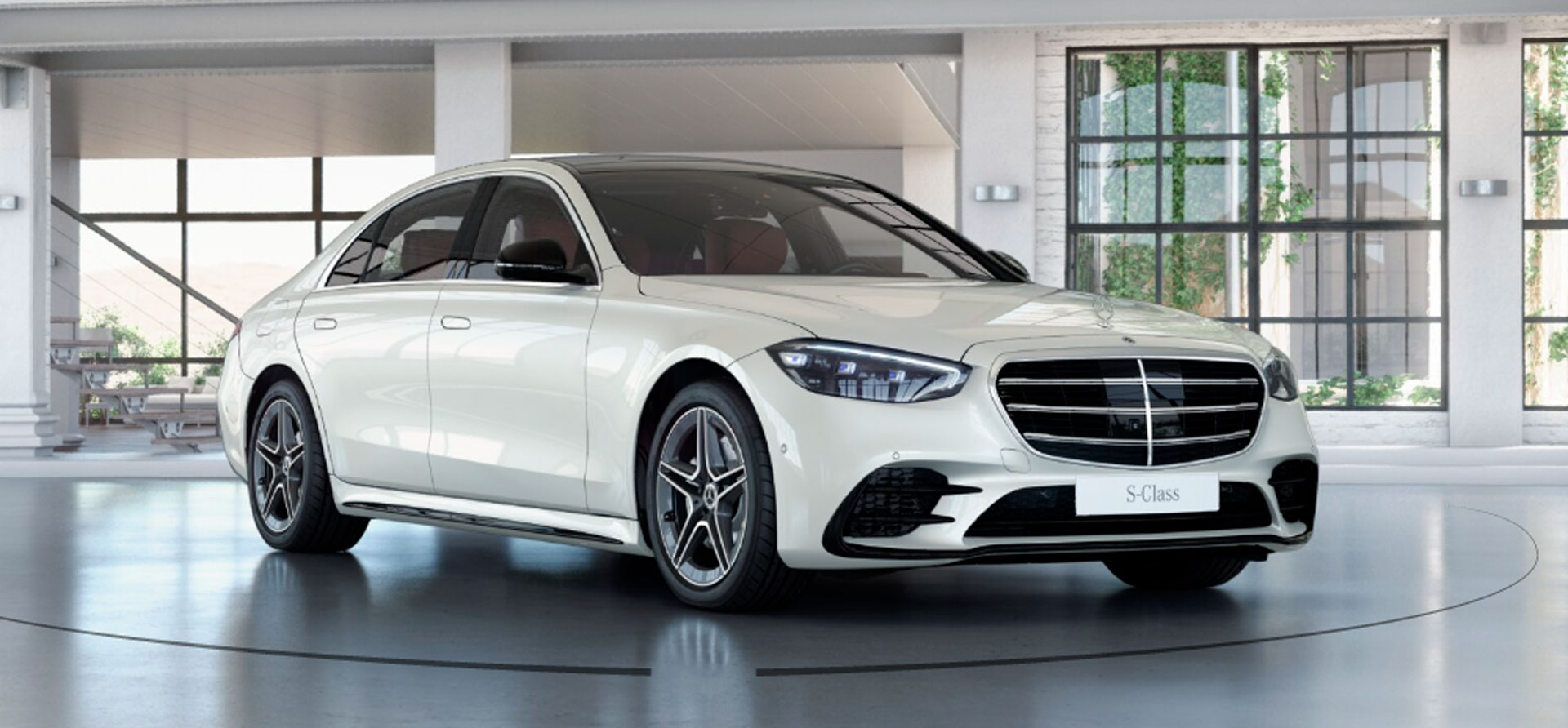 Mercedes-Benz S-Class Limousine 0152601217