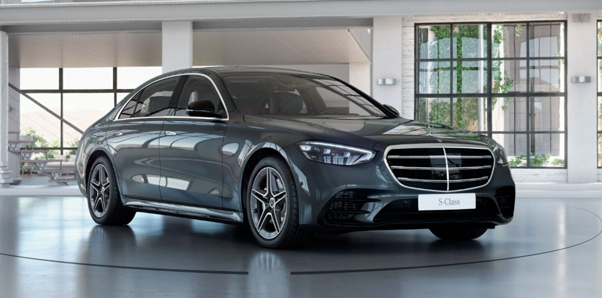 Mercedes-Benz S-Class Limousine 0152601220