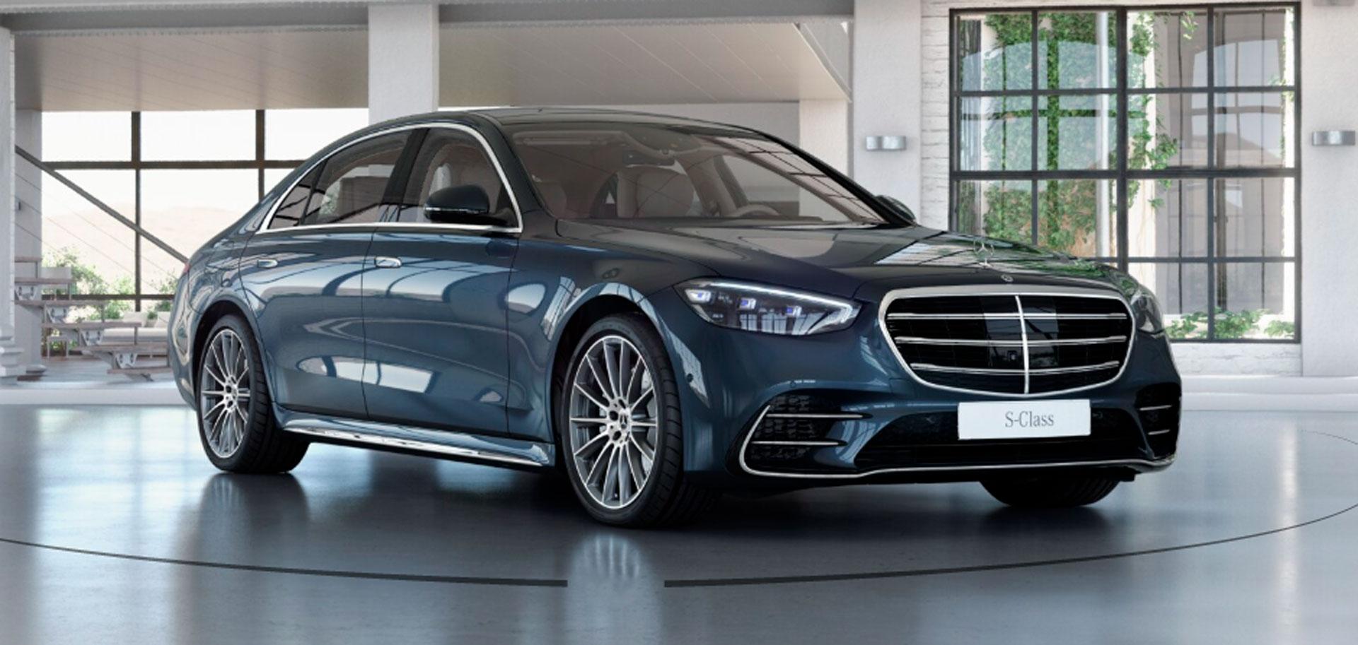 Mercedes-Benz S-Class Limousine 0152601250