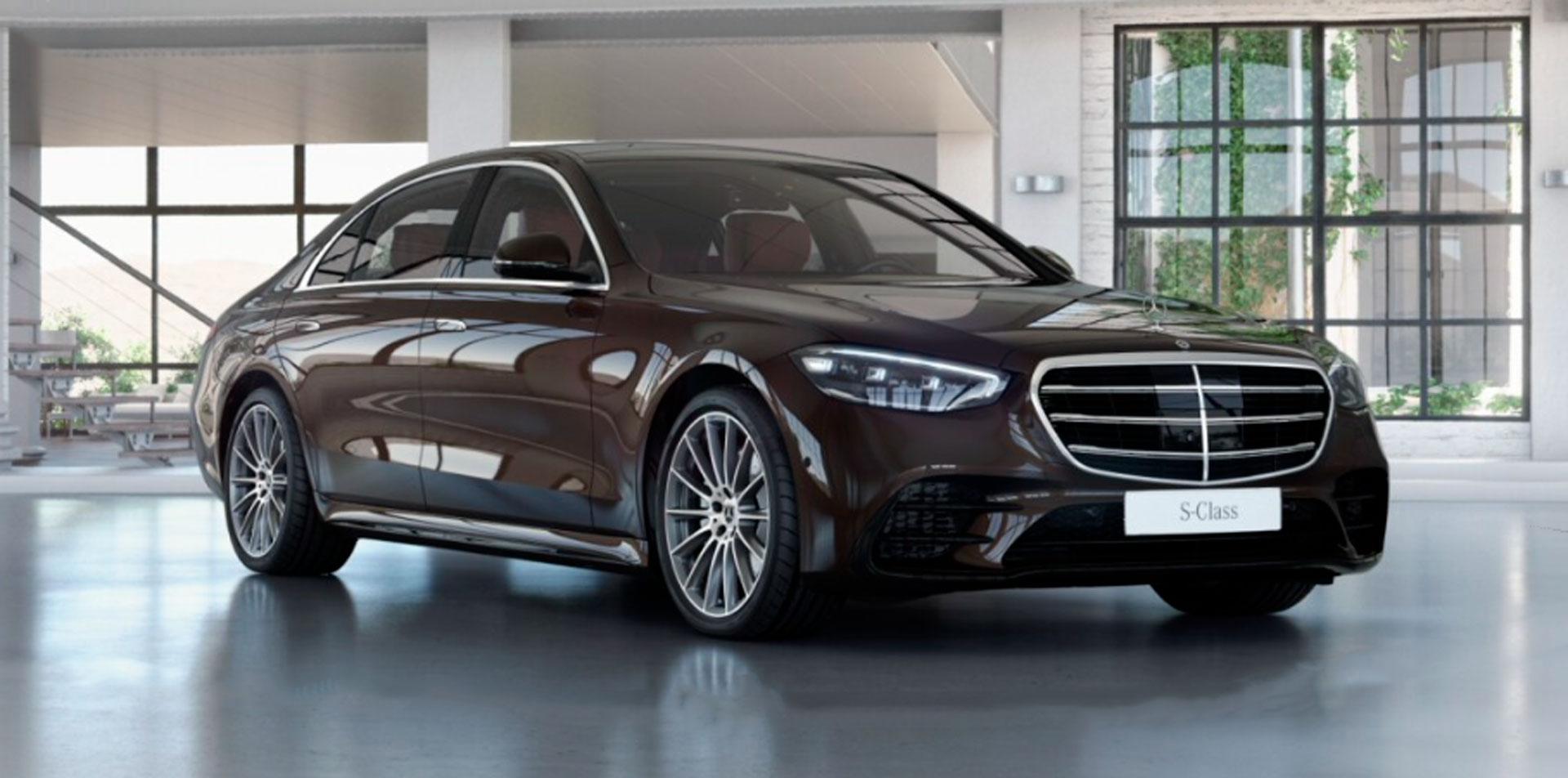 Mercedes-Benz S-Class Limousine 0152601435