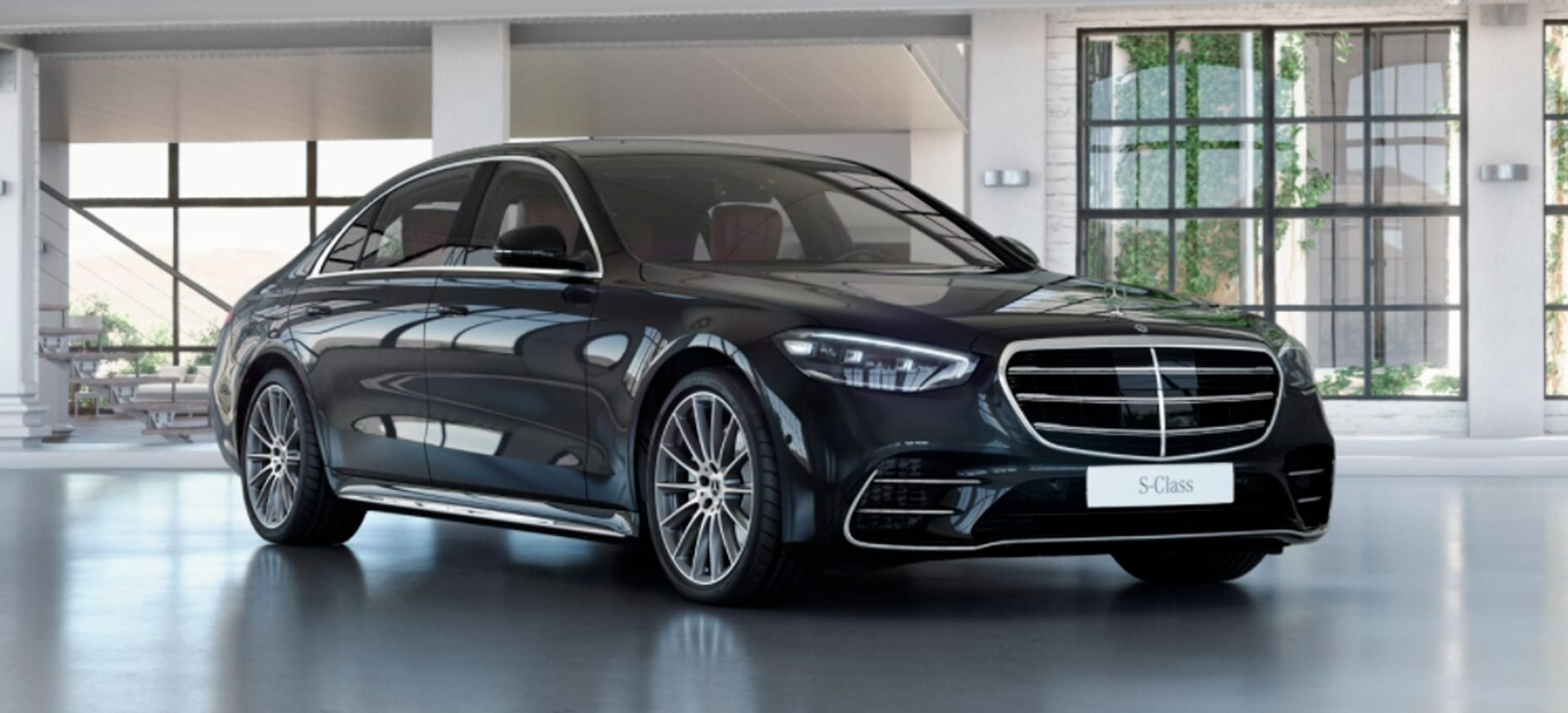 Mercedes-Benz S-Class Limousine 0152601519