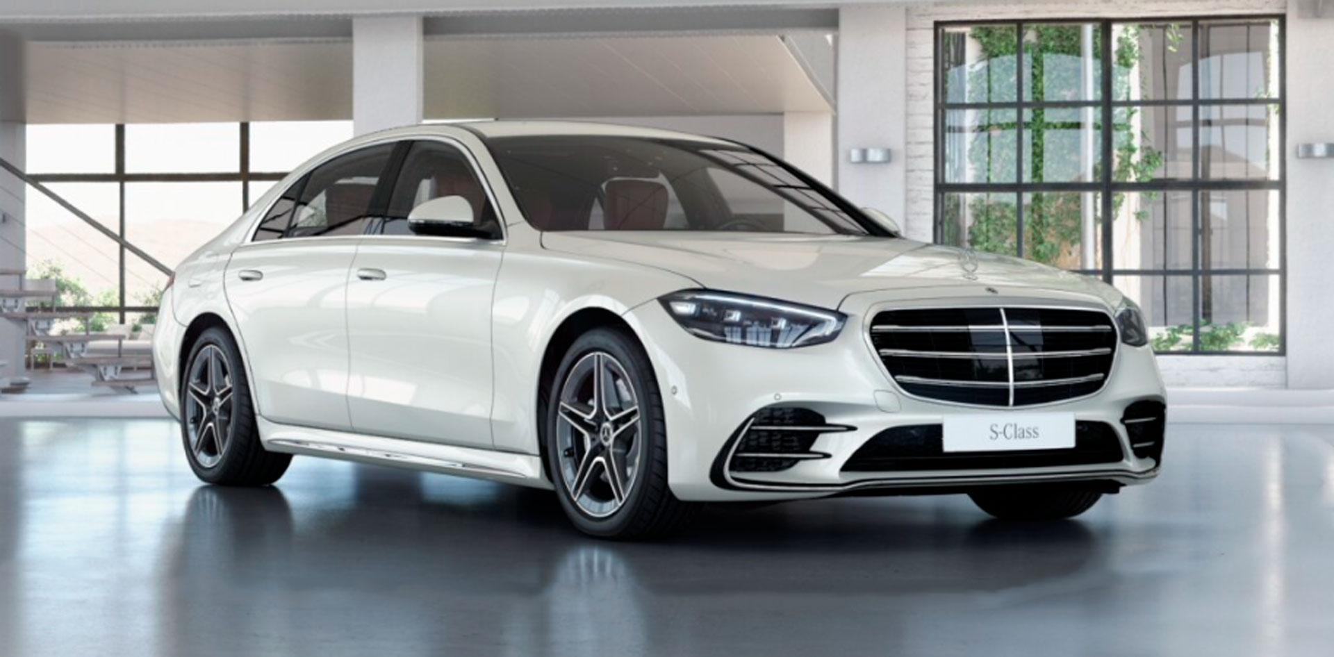 Mercedes-Benz S-Class Limousine 0152606087