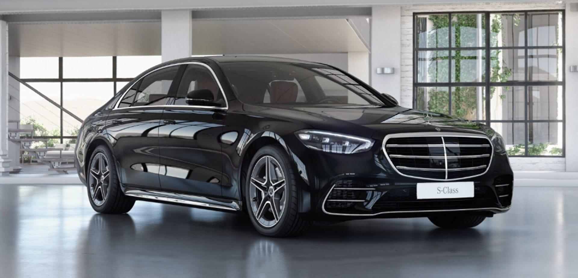 Mercedes-Benz S-Class Limousine 0152613027