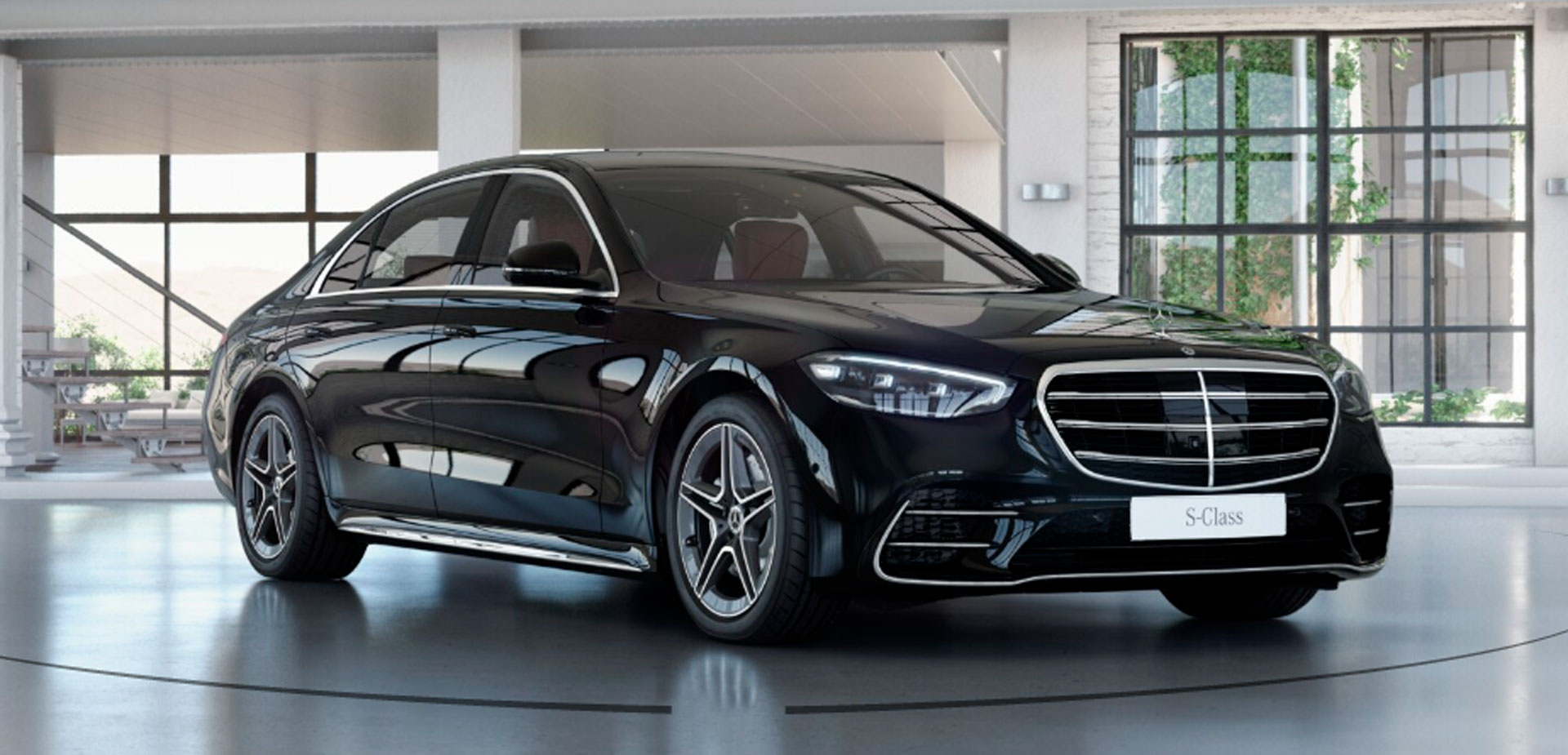 Mercedes-Benz S-Class Limousine 0152620133