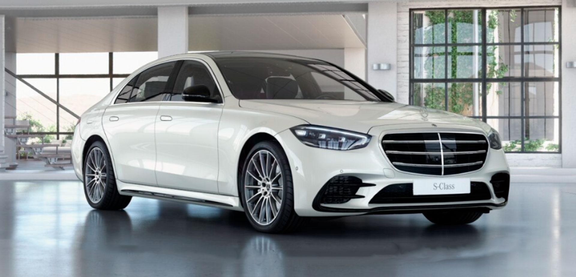 Mercedes-Benz S-Class Limousine 0152623175