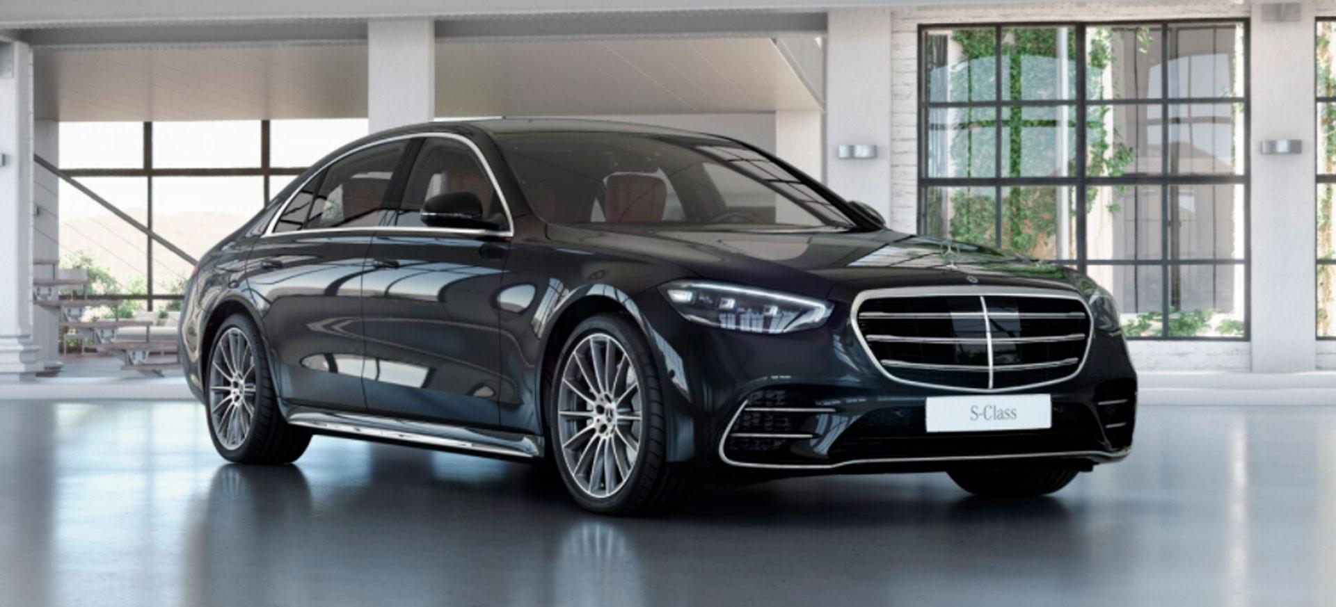 Mercedes-Benz S-Class Limousine 0152632034