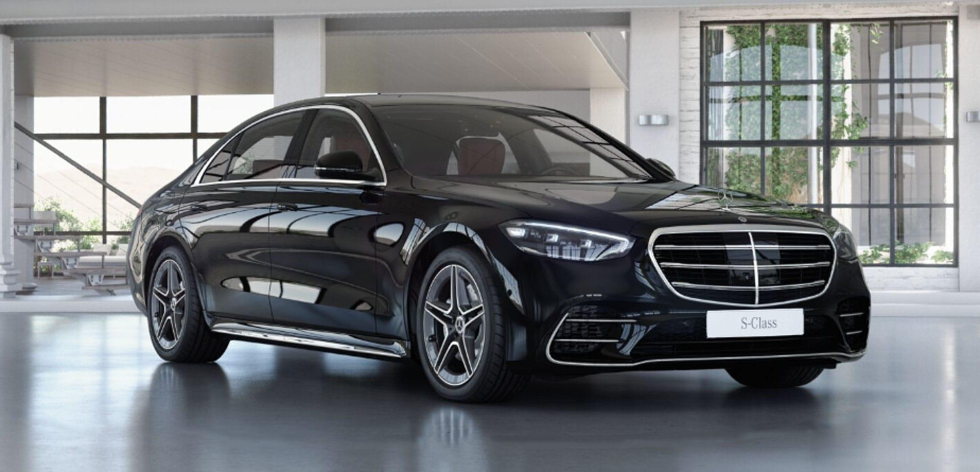 Mercedes-Benz S-Class Limousine 0152680036