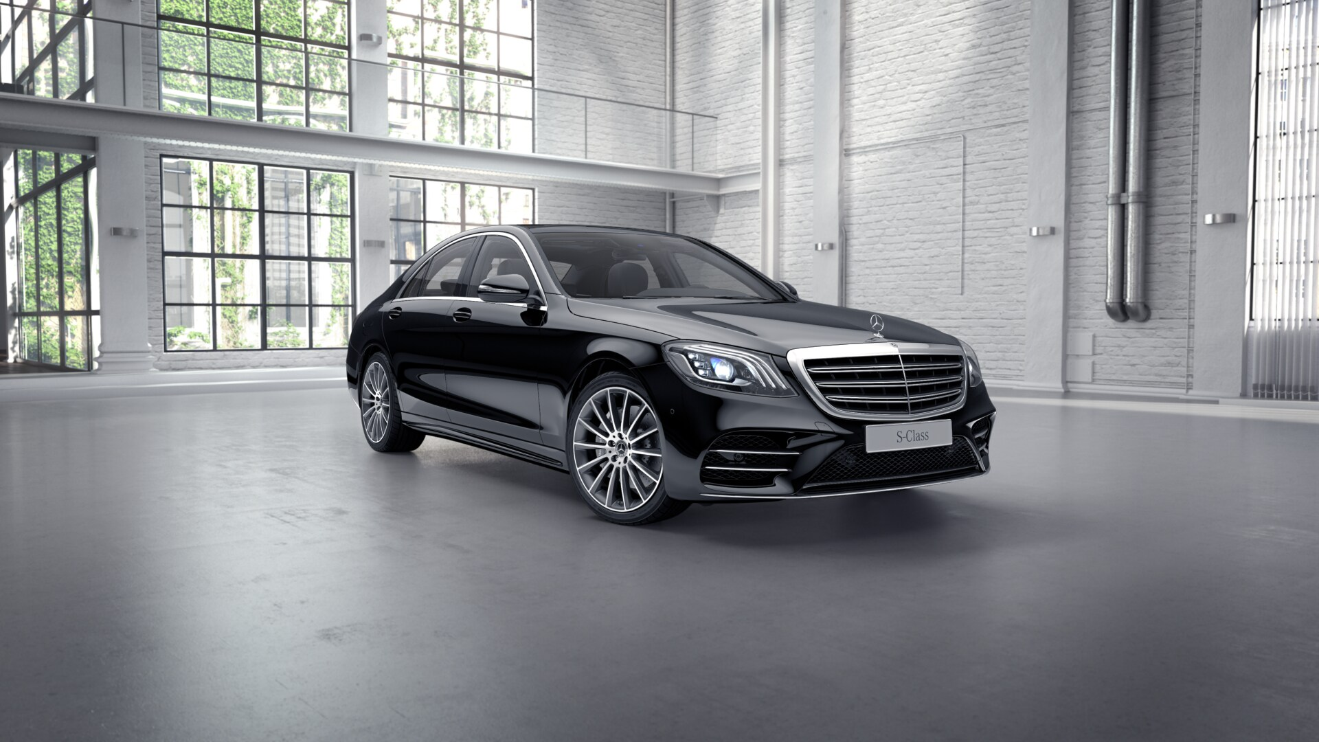 Mercedes-Benz S-Class Limousine 0852611132