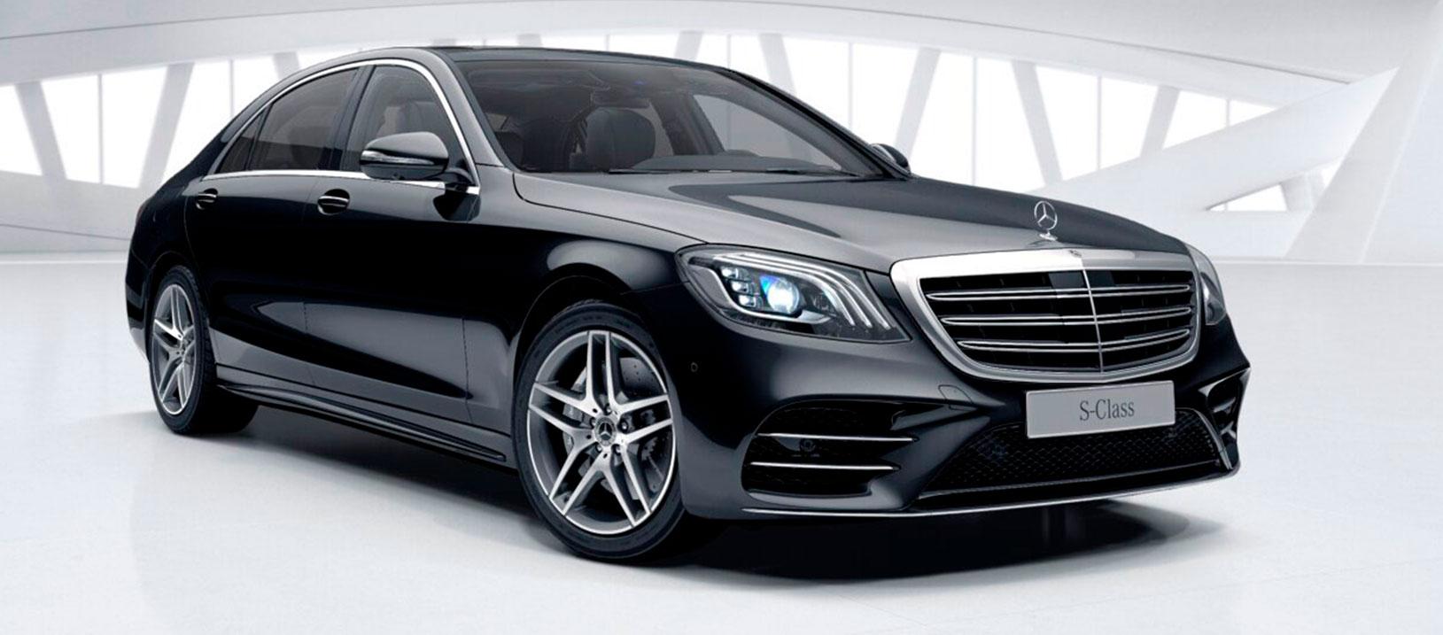 Mercedes-Benz S 400 d 4MATIC long 52600177