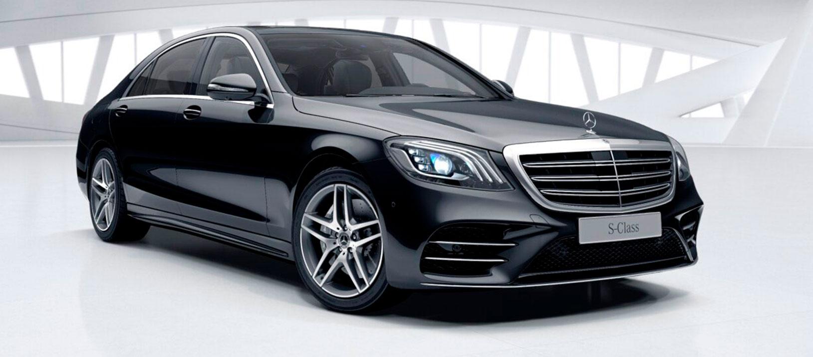 Mercedes-Benz S 400 d 4MATIC long 52600178