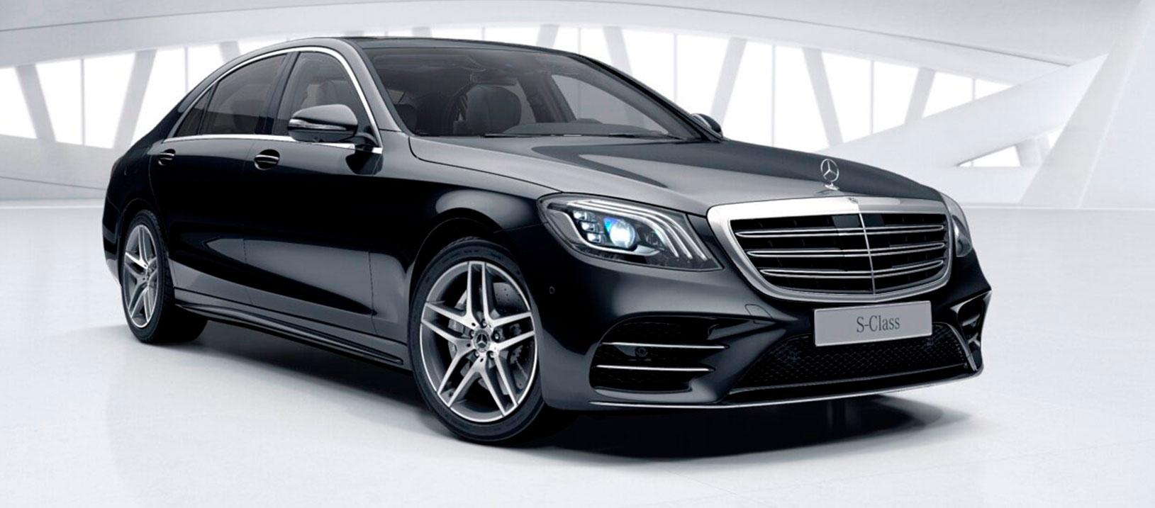 Mercedes-Benz S 400 d 4MATIC long 52600179