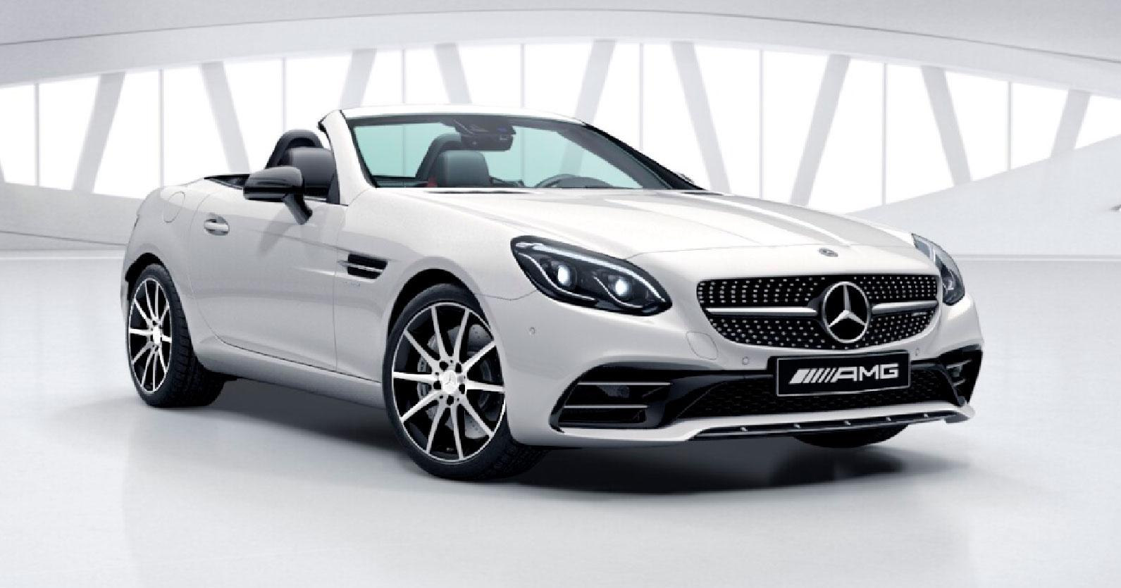 Mercedes-Benz SLC-Class 0952611090